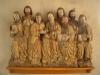 Figurer från ett äldre altarskåp