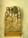 Fler delar ur ett gammalt altarskåp