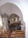 Interiör Ripsa kyrka