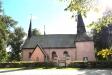 Kyrkan sett från norr