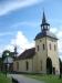 Snygg kyrka
