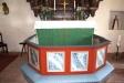 Altaret av tegel