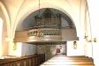 Orgeln från 1954 har 21 stämmor.