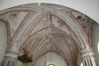 År 1881 byggdes den nuvarande läktaren för att ge plats åt kyrkans första orgel.