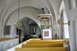 Även altaruppsatsen uppges vara gjord av Andreas Heisig