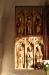 Sex apostlar i vänstra dörren