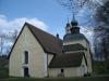 Bälinge kyrka 23 april 2009