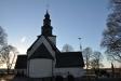 Tumbo kyrka i mars 2011