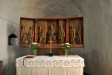 Altarskåp från mitten av 1300-talet