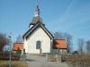 Kyrkan sett från söder