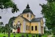 Ervalla kyrka juli 2011