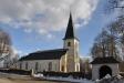 Axbergs kyrka 1 april 2013