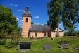 Rinkaby kyrka juni 2011