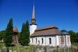 Glanshammars kyrka juni 2011