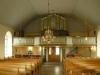 Orgelläktaren uppfördes så sent som 1934