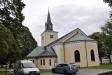 Ljungby kyrka 29 augusti 2014
