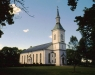 Vederslövs nya kyrka. Foto:Bernt Fransson