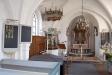 Interiör från Boderups kyrka