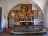 Altar i Västra Ingelstads kyrka