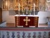 Altardugen i Västra Ingelstads kyrkan