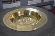 Dopfuntskålen inköpt 1650 20 juli