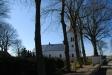 En annan vinkel på Görslövs kyrka