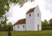 En romansk kyrka från början av 1100-talet