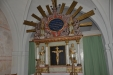 En vacker altaruppsats