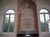 Altaret i den härligt ljusa Öveds kyrka