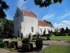 Hässlunda kyrka - august 2012