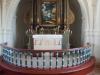 Det vackra altaret.