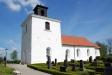 Fågeltofta kyrka en solig majdag 2009