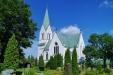 Björnekulla kyrka juli 2015