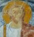 Majestas domini. En stor Kristusbild i koret. Foto Stig Alenäs