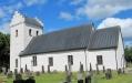 Djurröd kyrka - juli 2012