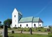 Dopfunten i Träne kyrka
