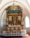 Altaruppsatsen i Träne kyrka