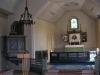 Interiör Nyskoga kyrka