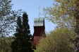 Klockstapeln uppfördes 1745.