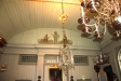 Taket ovanför altaret.
