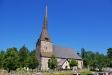 Österhaninge kyrka juli 2013