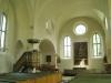 Predikstol från 1661