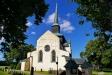 Skällviks kyrka juli 2013