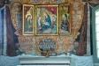 Det vackra altarskåpet från 1400-talet