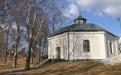 Vedevågs kyrka 1 april 2013