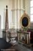 Nuvarande orgel är från 1971 och finns bakom en orgelfasad utförd 1771 av Olof Berggren.