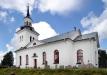 S:t Mikaelsbilden i Haverö kyrka