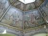 Målningar i takkupolen