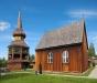 Håsjö gamla kyrka