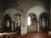 Interiör mot orgeln i väst.